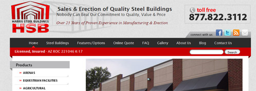 Harris Steel Buildings