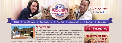 Wiseman Animal Hospital