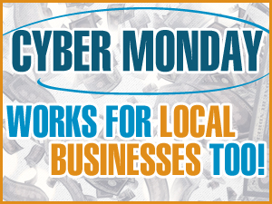 Cyber Monday Works For Local Businesses Too