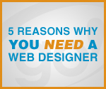Custom Web Design vs. Template: 5 Reasons Why You Need a Web Designer
