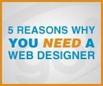 Custom Web Design vs. Template: 5 Reasons Why You Need a Web Designer