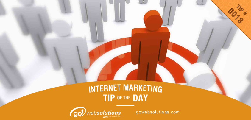 Marketing Tip 10-4-13