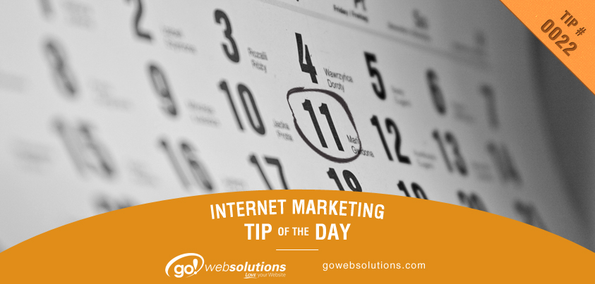 Marketing Tip 10-10-13