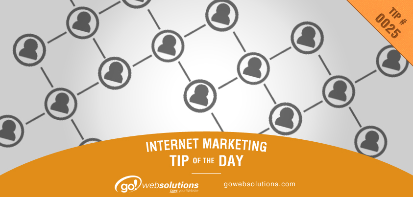 Marketing Tip 10-15-13
