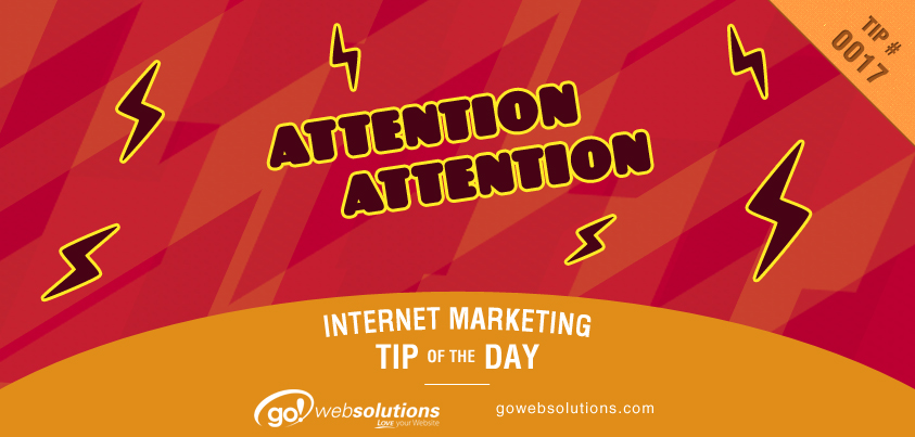Marketing Tip 10-3-13