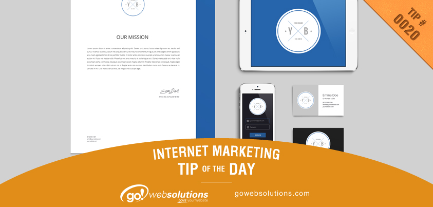Marketing Tip 10.8.13