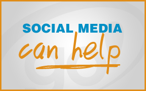 Social media can help you