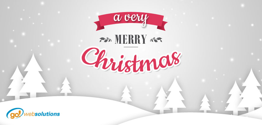 Merry Christmas from Go Web Solutions
