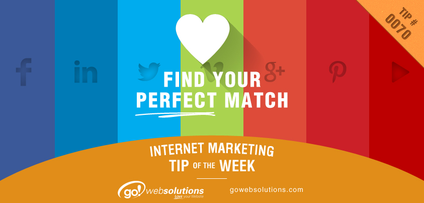 Which Social Media Sites Are Your Perfect Match