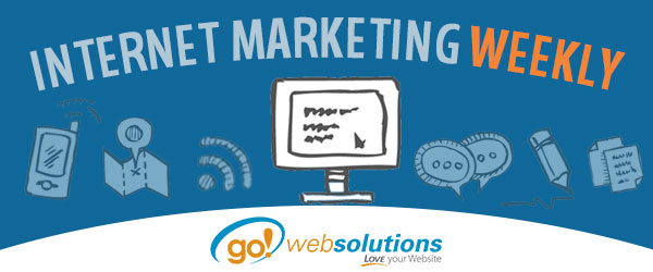 Internet Marketing Weekly
